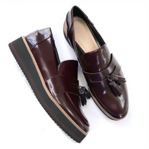 Zara Women's Platform Loafers